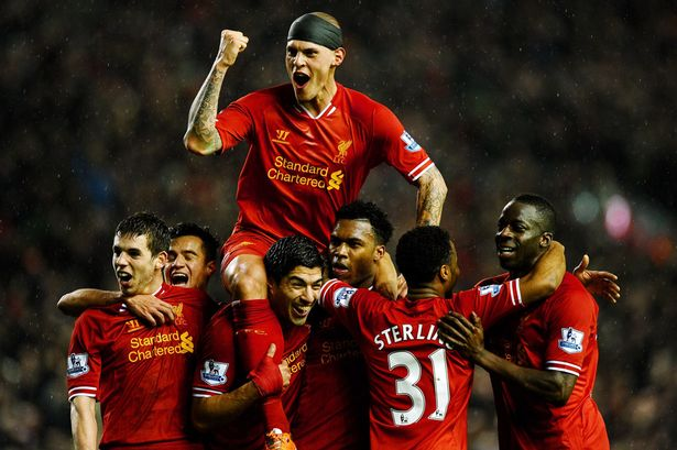 Liverpool-v-Everton
